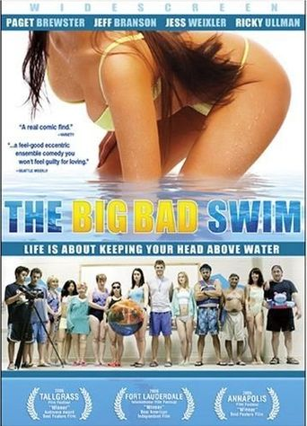 The Big Bad Swim Poster