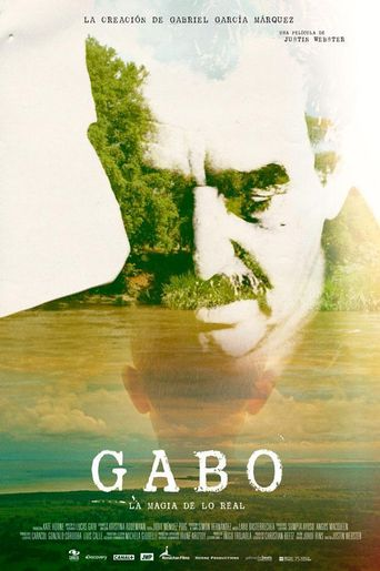 Gabo: The Creation of Gabriel Garcia Marquez Poster