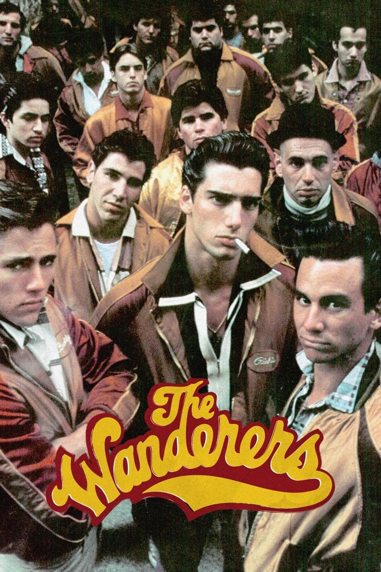 The Wanderers Poster