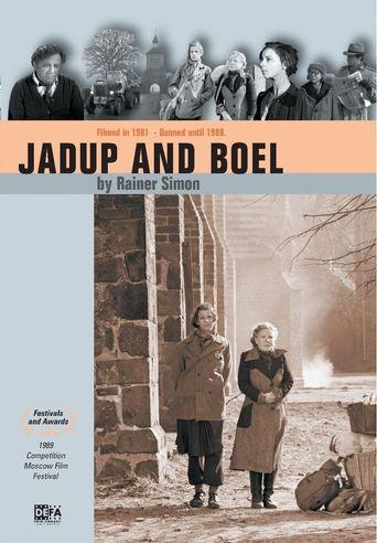 Jadup and Boel Poster