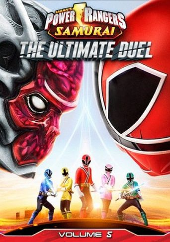 Power Rangers Samurai: The Ultimate Duel Vol. 5 Poster