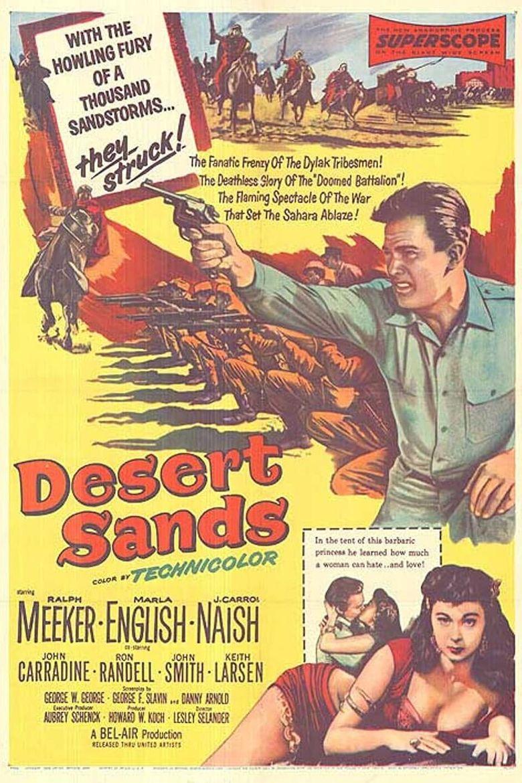 Desert Sands Poster