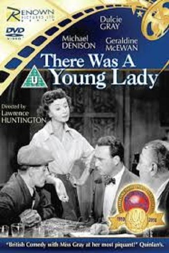 There Was a Young Lady Poster