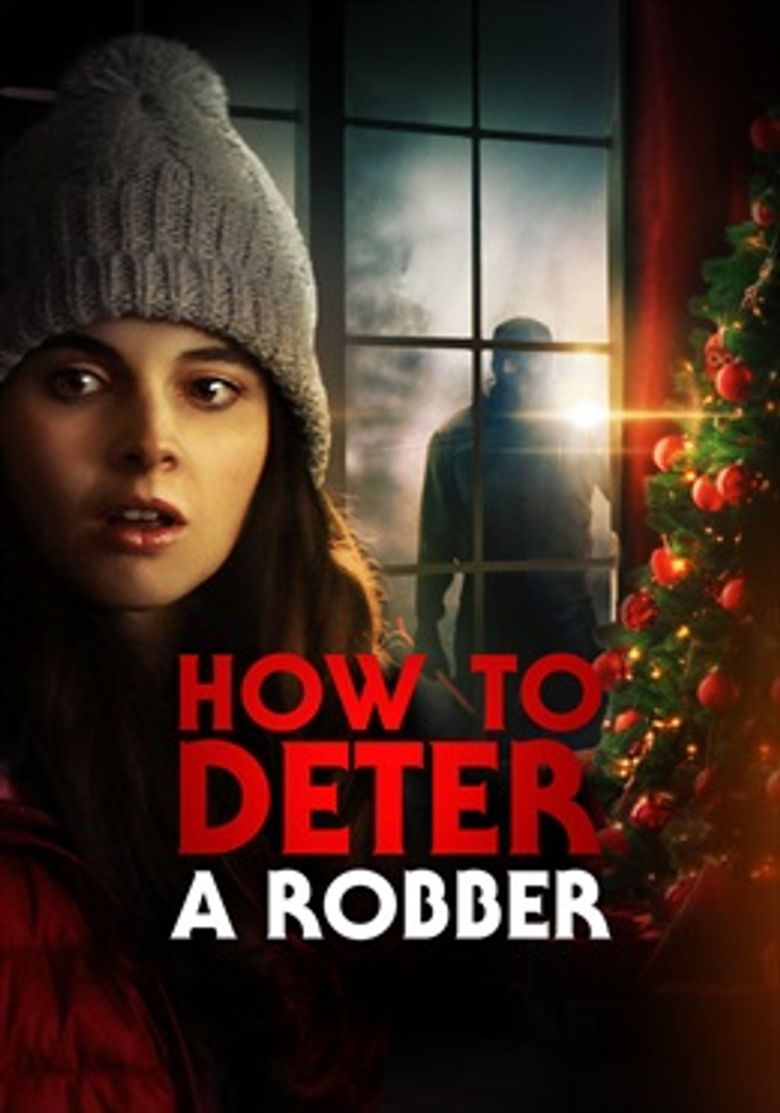 How to Deter a Robber Poster