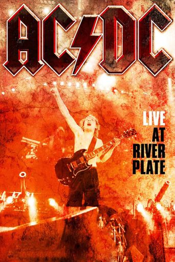 AC/DC:  Live at River Plate Poster