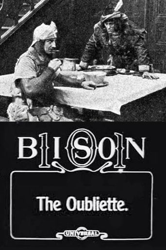 The Oubliette Poster