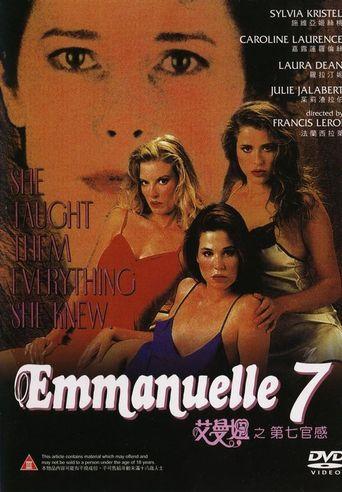 Emmanuelle 7 Poster
