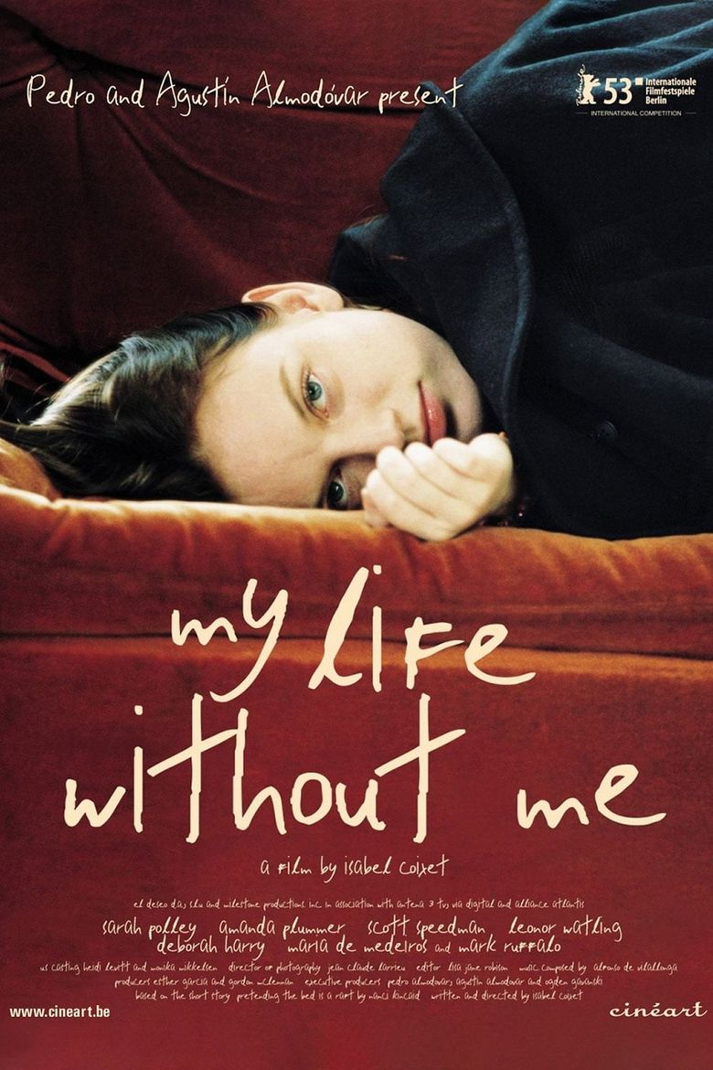 My Life Without Me Poster
