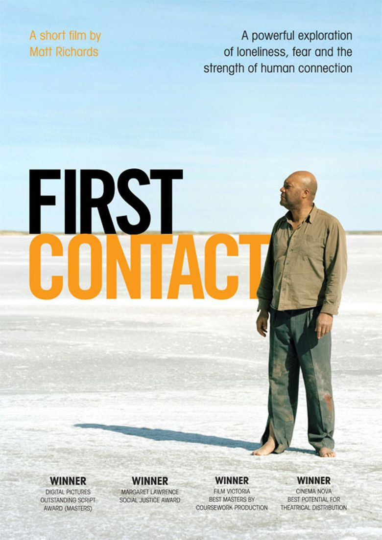First Contact Poster