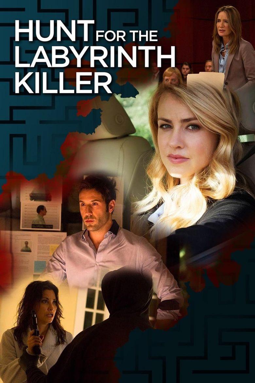 Hunt for the Labyrinth Killer Poster