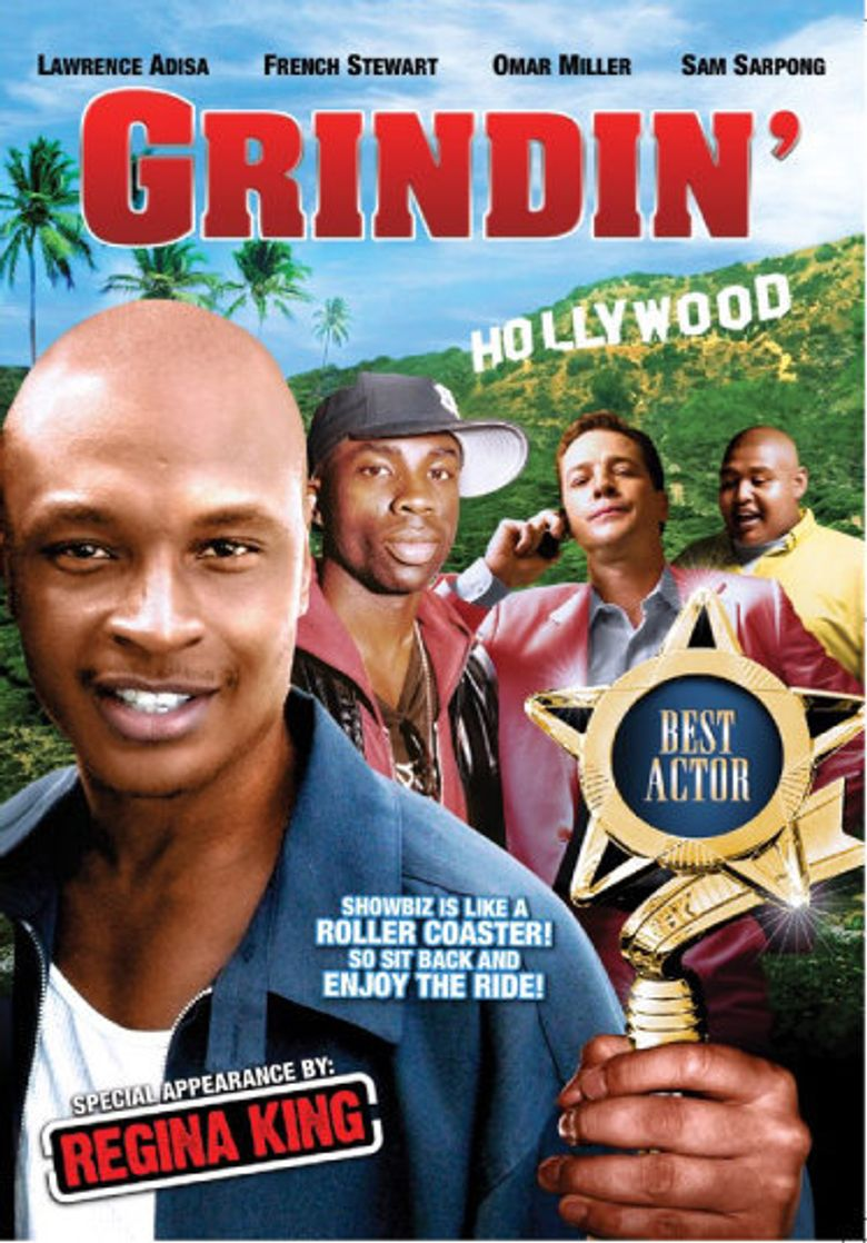 Grindin' Poster