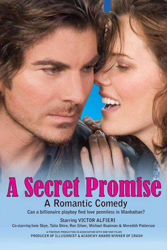 A Secret Promise Poster