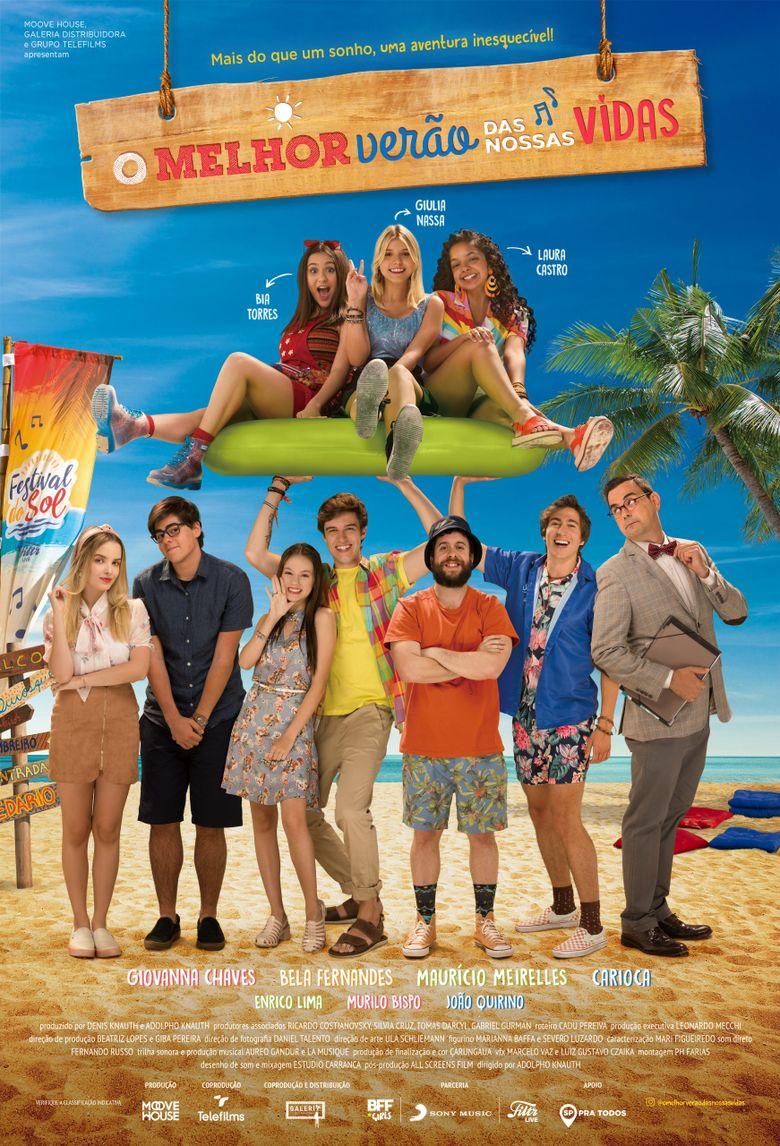 O Melhor Verão das Nossas Vidas Poster