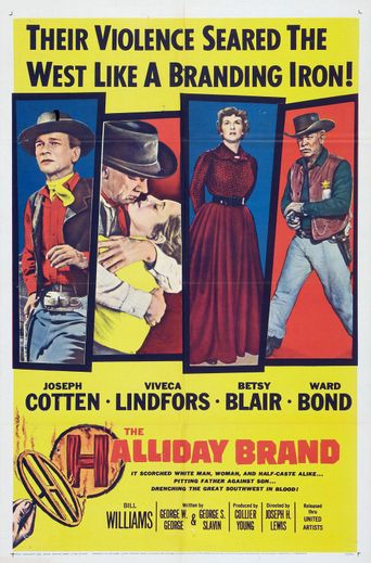 The Halliday Brand Poster