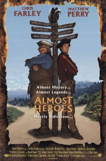 Watch Almost Heroes
