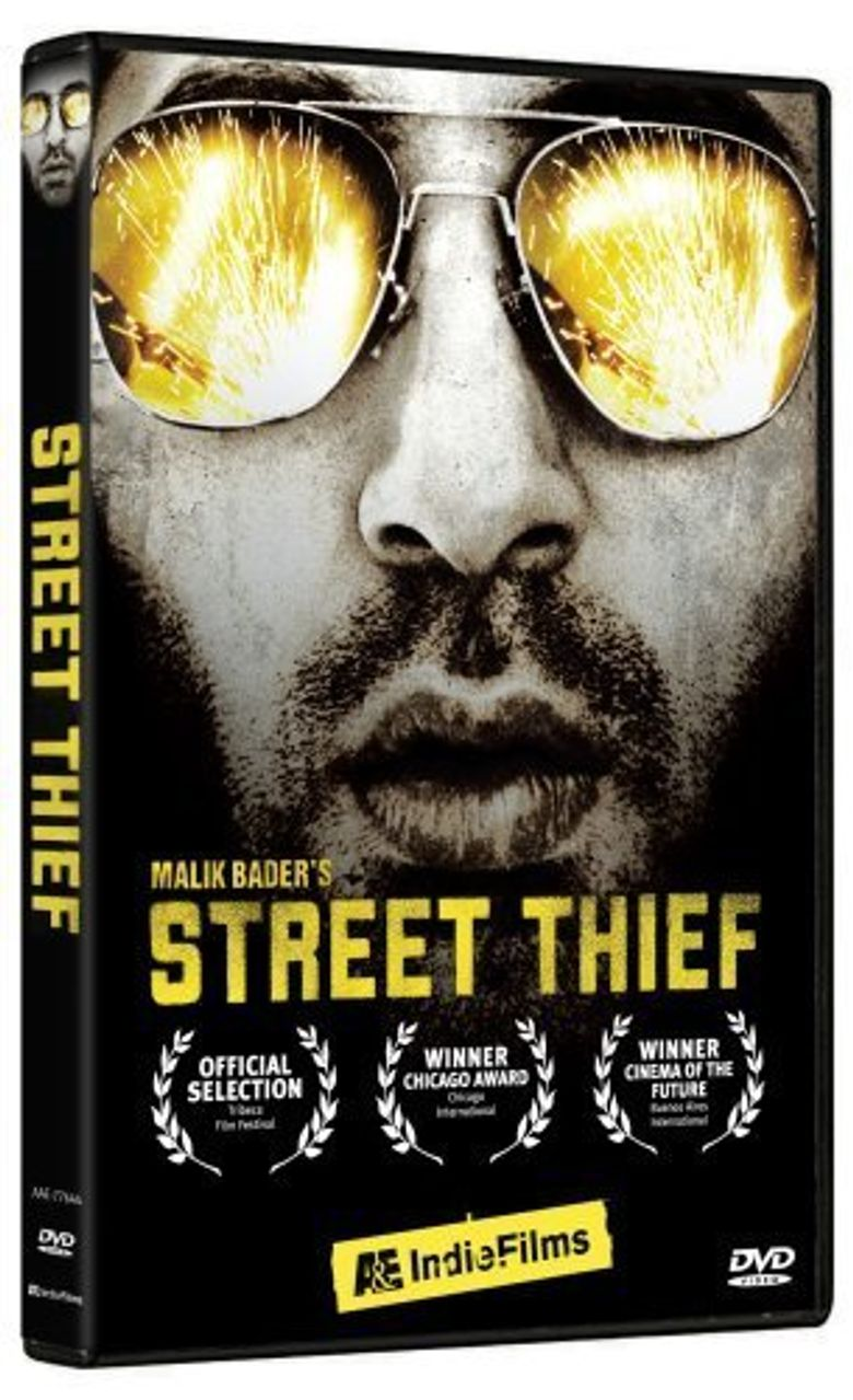 Street Thief Poster