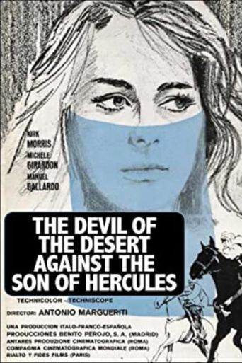 Devil of the Desert Against the Son of Hercules Poster