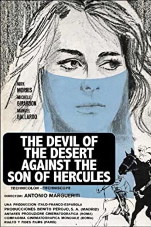 Devil of the Desert Against the Son of Hercules Poster