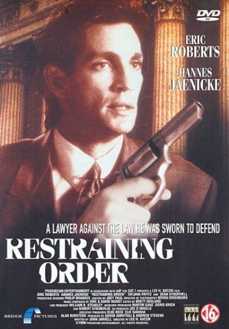 Restraining Order Poster