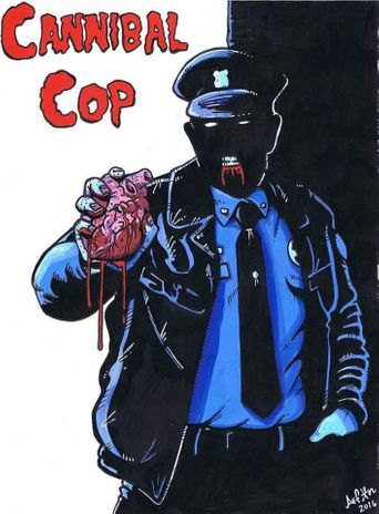 Cannibal Cop Poster
