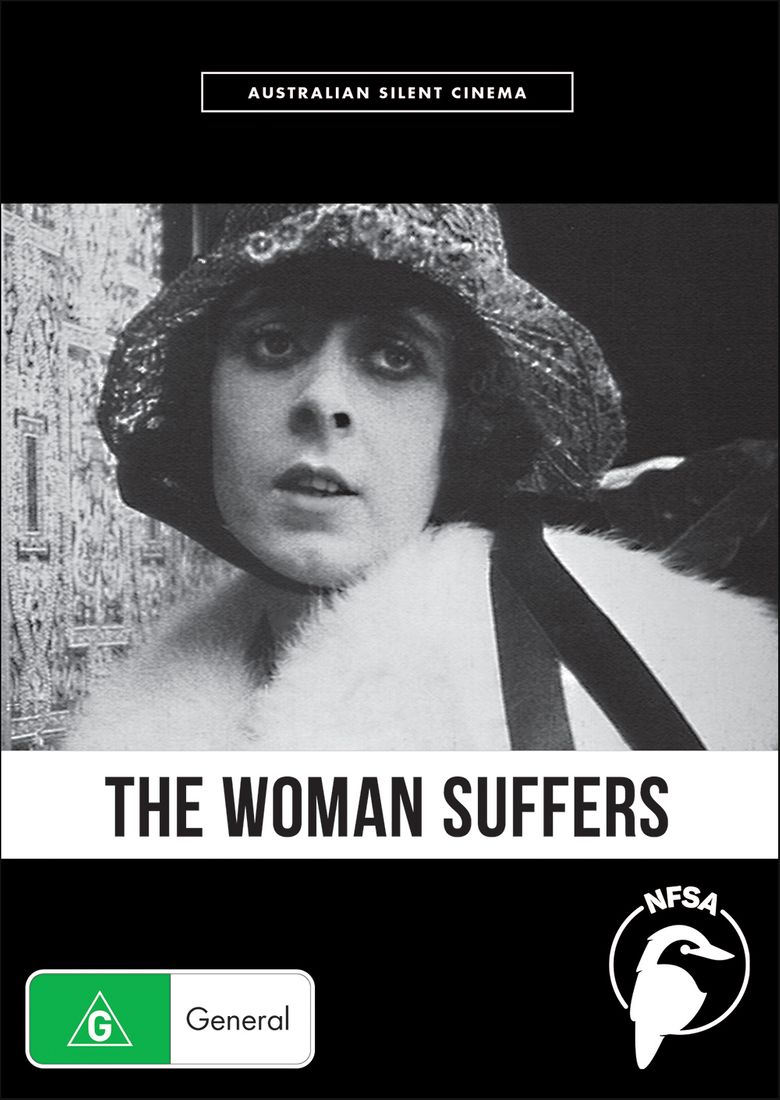 The Woman Suffers Poster