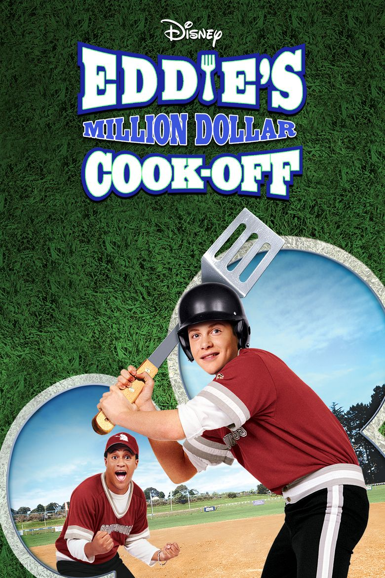 Eddie's Million Dollar Cook Off Poster