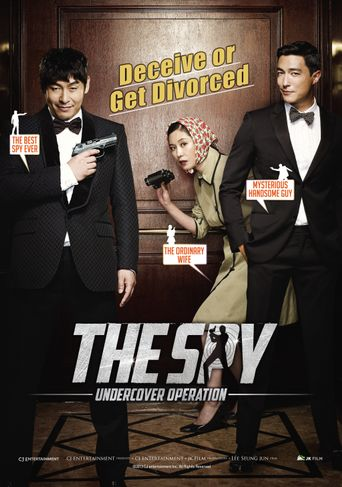 The Spy: Undercover Operation Poster