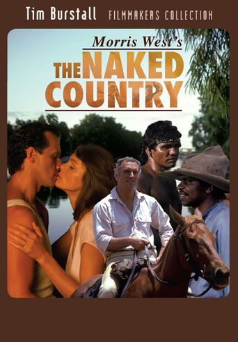 The Naked Country Poster