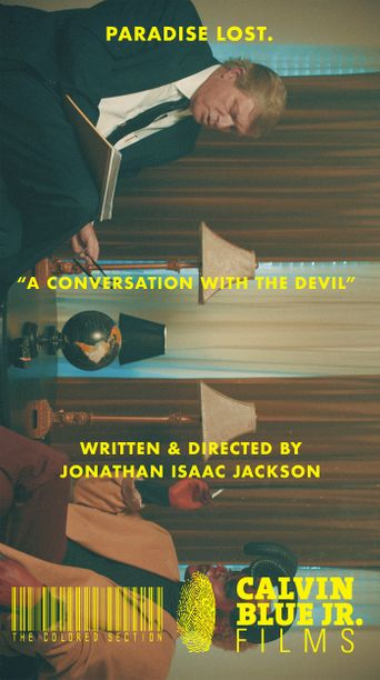 A Conversation with The Devil Poster
