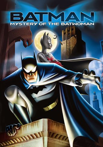 Batman: Mystery of the Batwoman Poster