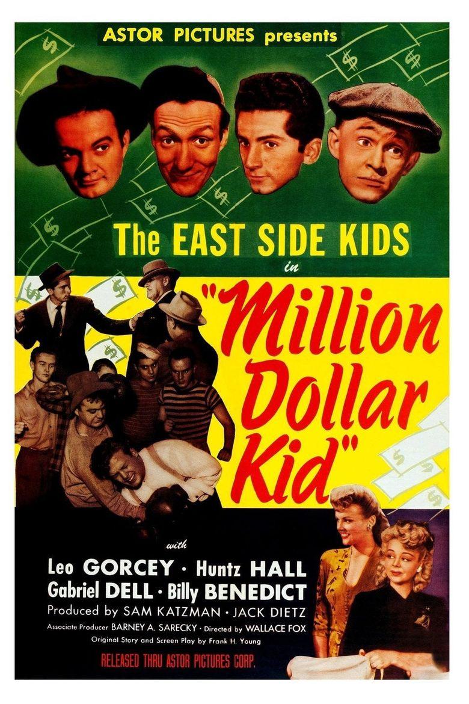Million Dollar Kid Poster