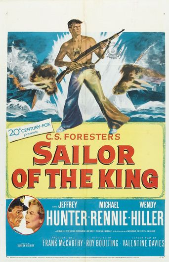 Sailor of the King Poster