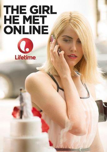 The Girl He Met Online Poster