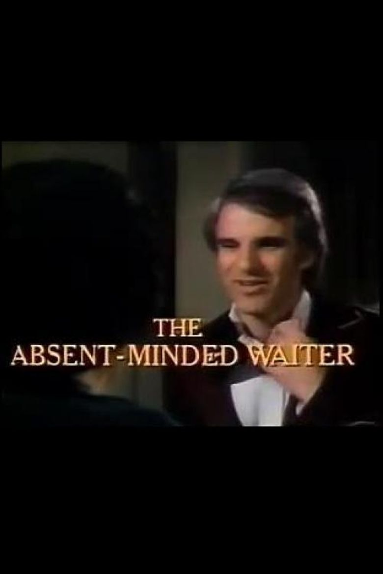 The Absent-Minded Waiter Poster