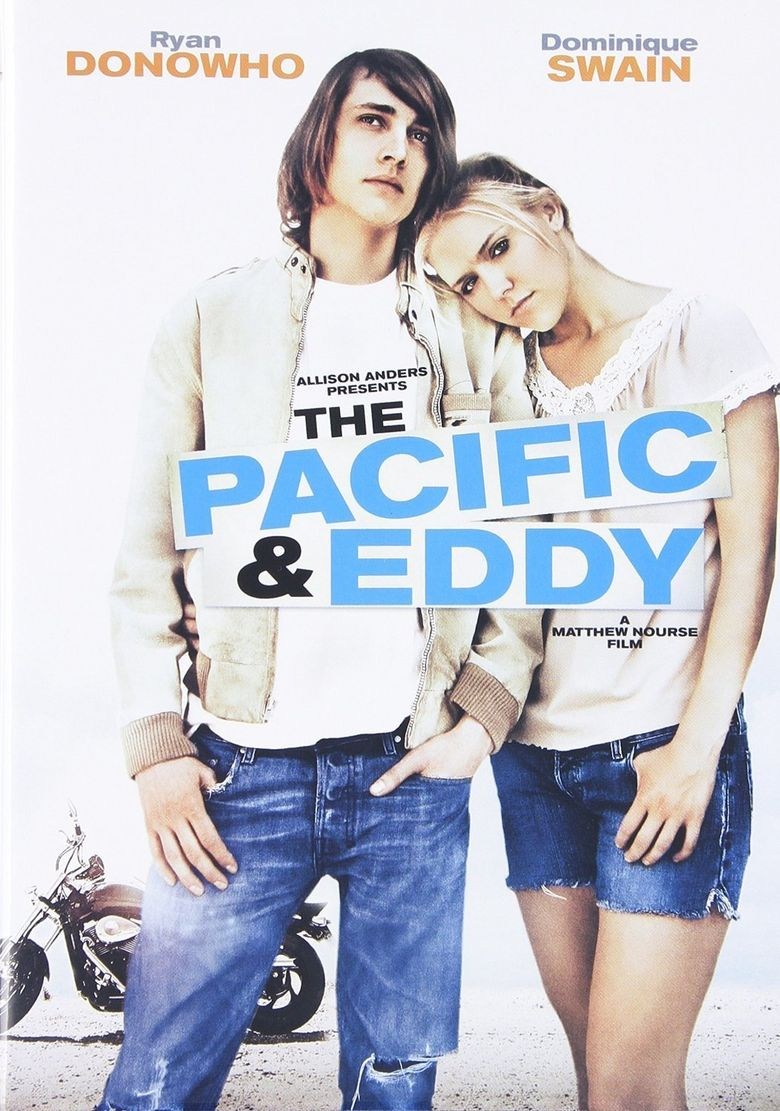 The Pacific and Eddy Poster
