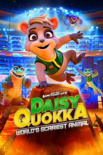 Daisy Quokka: World's Scariest Animal Poster