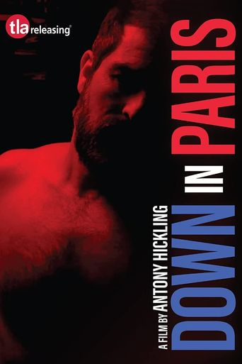 Down in Paris Poster