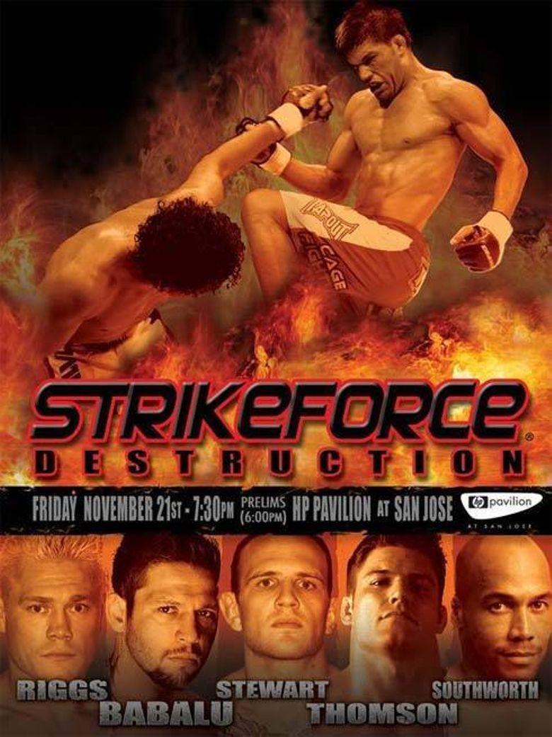 Watch Strikeforce: Destruction