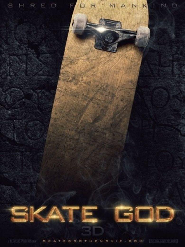 Skate God Poster