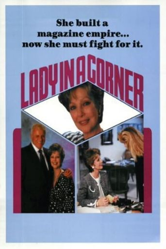Lady in the Corner Poster