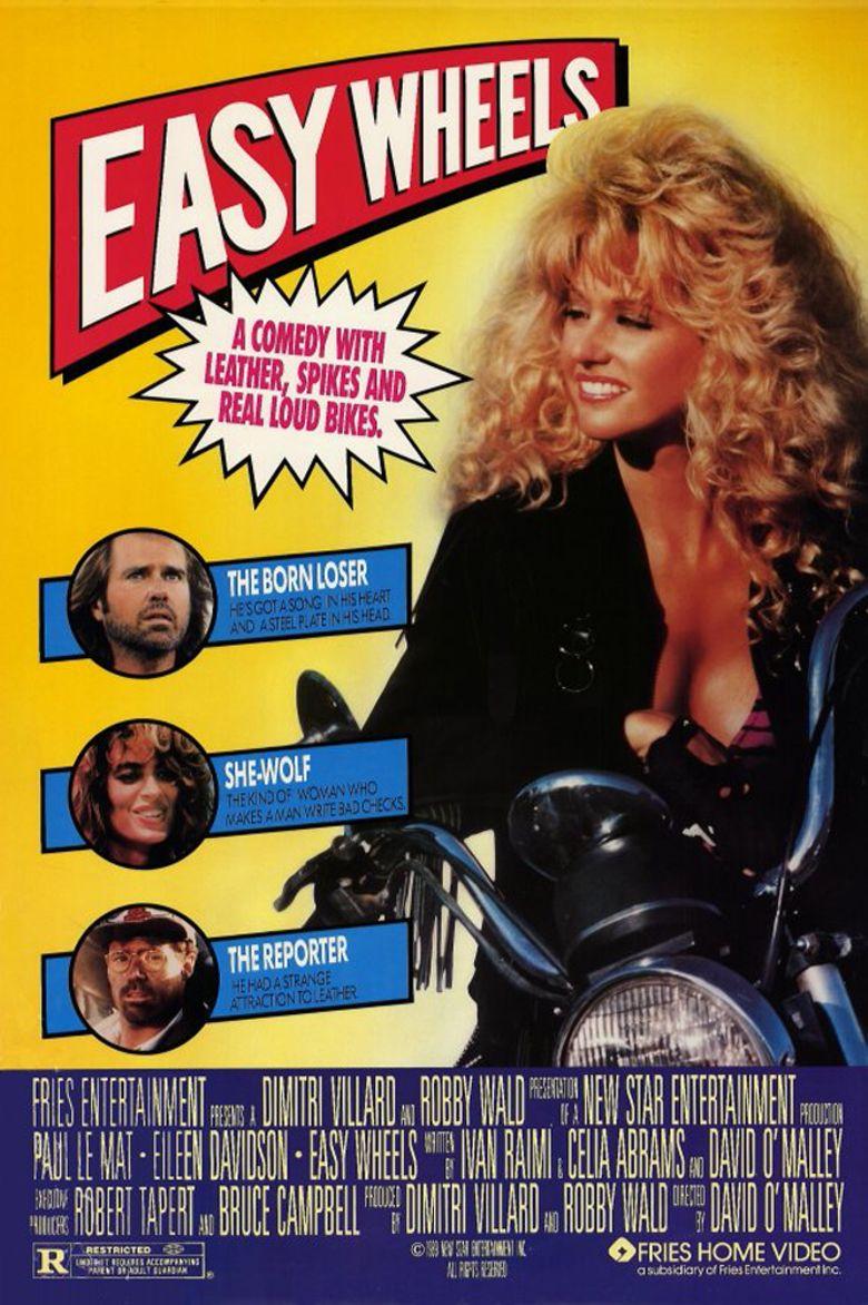 Easy Wheels Poster