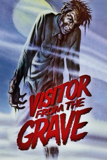 Visitor from the Grave Poster