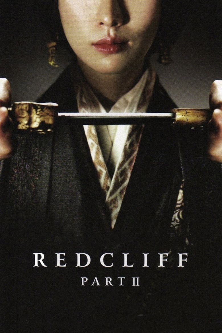 Red Cliff Part II Poster