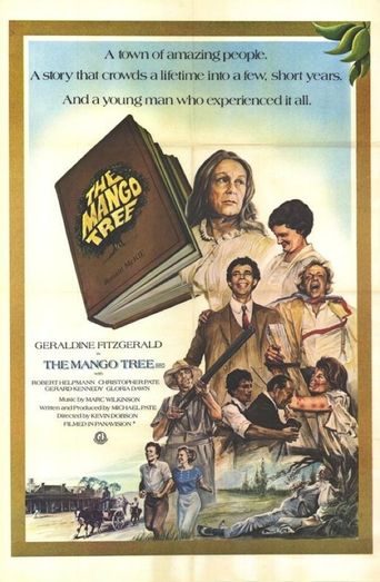 The Mango Tree Poster