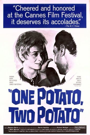 One Potato, Two Potato Poster