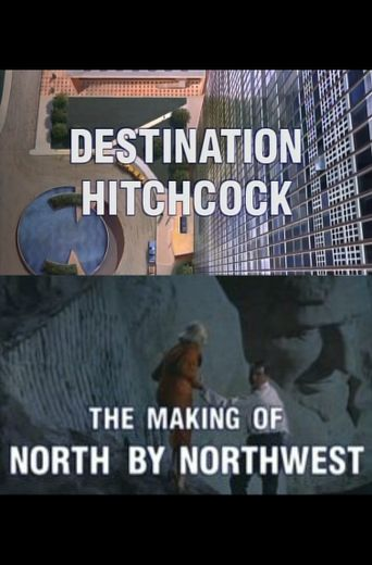Destination Hitchcock: The Making of 'North by Northwest' Poster