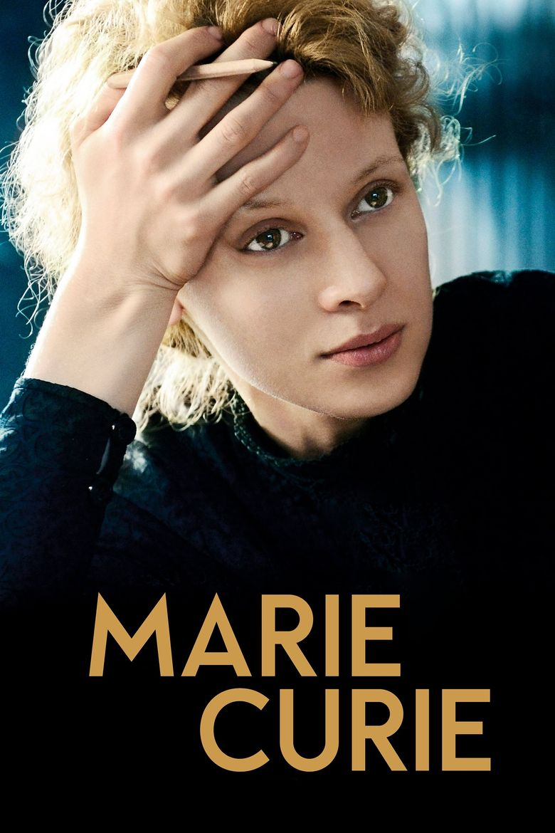 Marie Curie, The Courage of Knowledge Poster