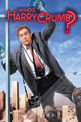 Who's Harry Crumb? Poster