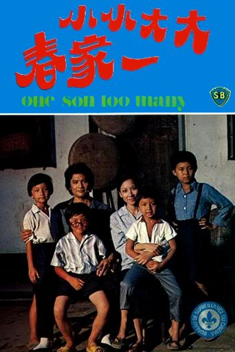 One Son Too Many Poster