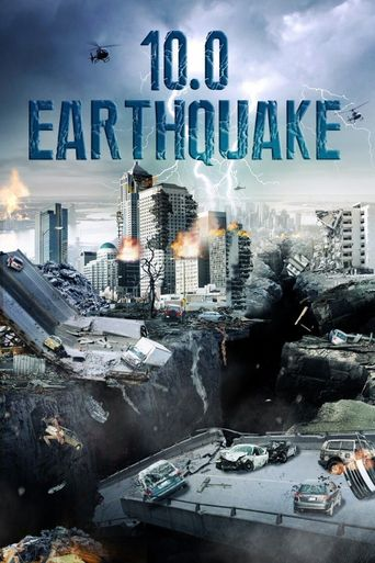 10.0 Earthquake Poster